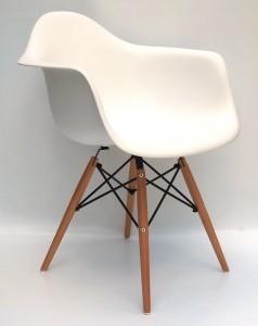 Krzesło plastikowe DAW Eames